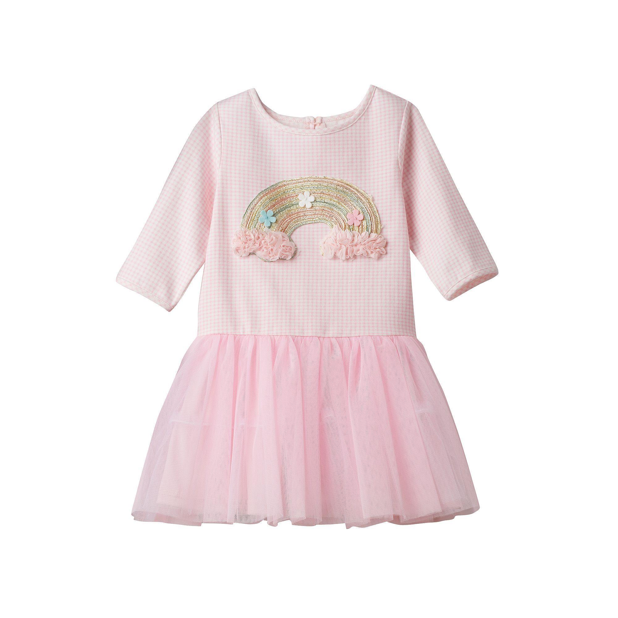 Marmellata Classics Toddler Girl Marmellata Classics Embroidered