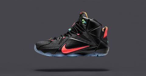 Nike lebron 12 Data - release dec. 20