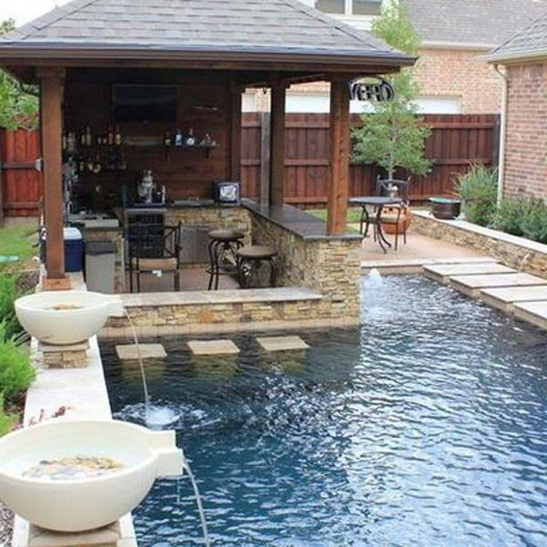 33+ Comfy Backyard Patio Design Ideas #backyard #design #ideas