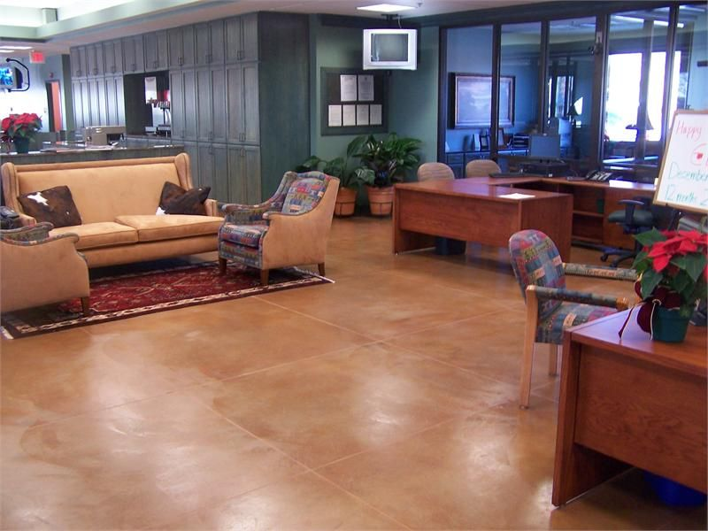 Concrete Floor Stains Terra Cotta Google Search Cabins