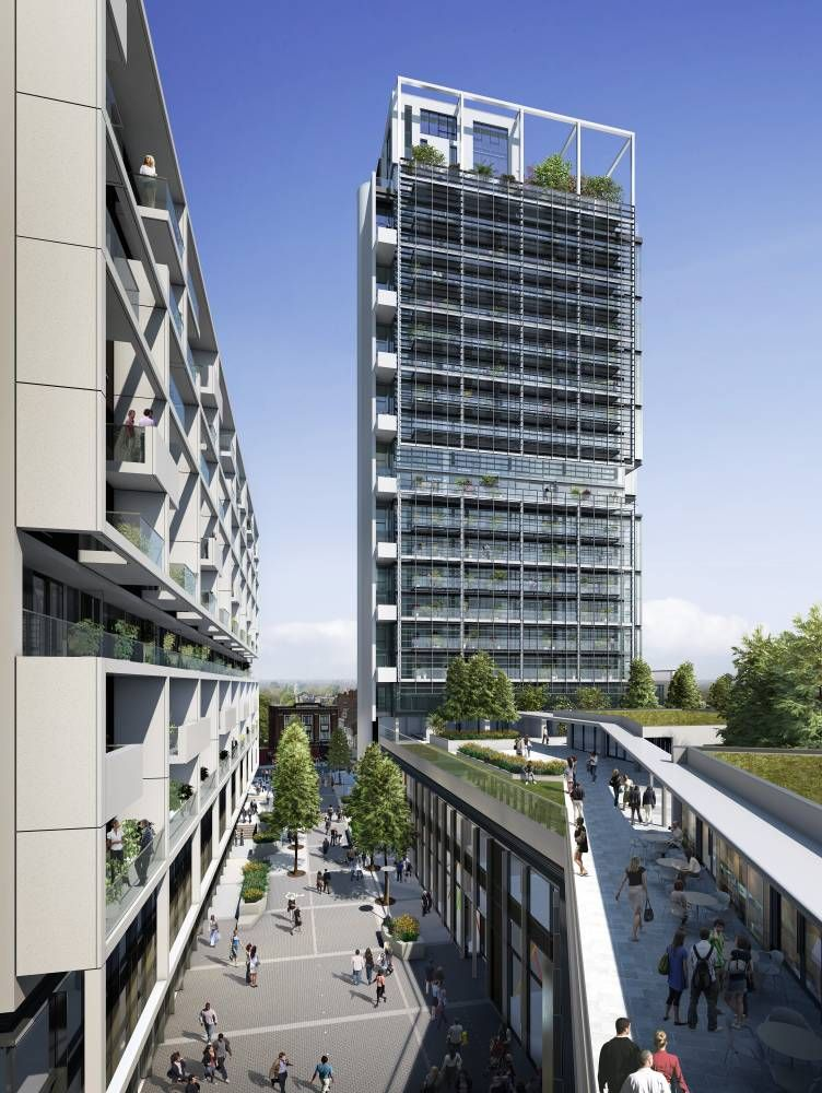 London's skyline is changing with plans for 200 new ...