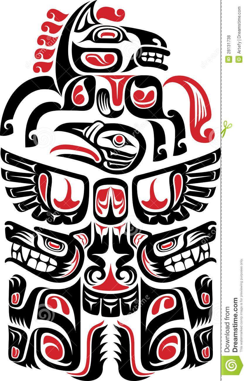 Haida Bear Symbol Topsimages