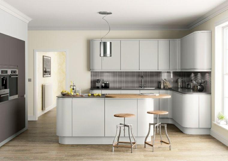 Cocinas Modernas Baratas Para Decorar Los Interiores Decoracion - Cocinas-modernas-baratas