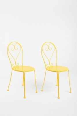 cafe chair set $129