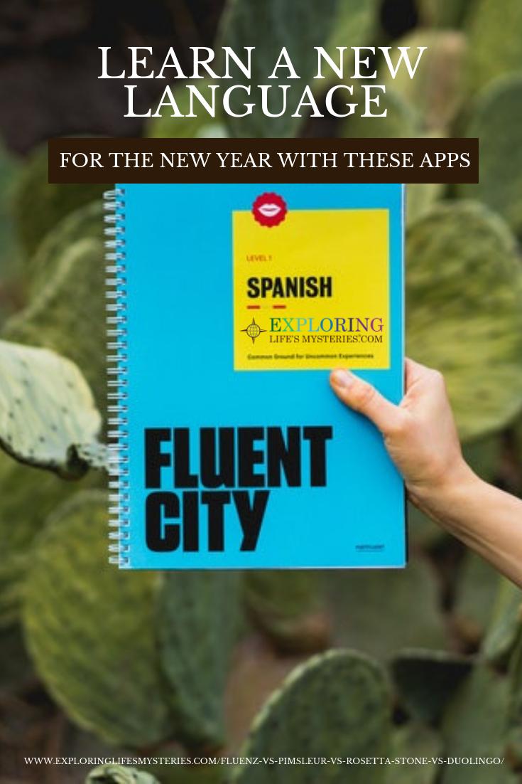 Fluenz vs Pimsleur vs Rosetta Stone vs Duolingo & More