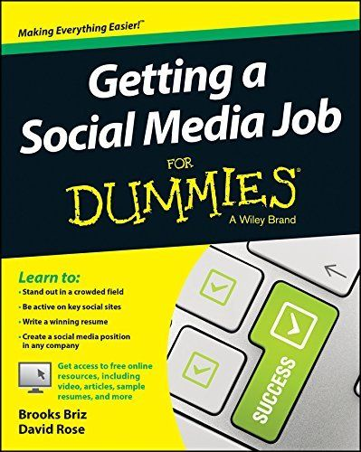 Getting a Social Media Job For Dummies, http://www.amazon.com/dp/1119002664/ref=cm_sw_r_pi_awdm_6DjSub0W4T5XP