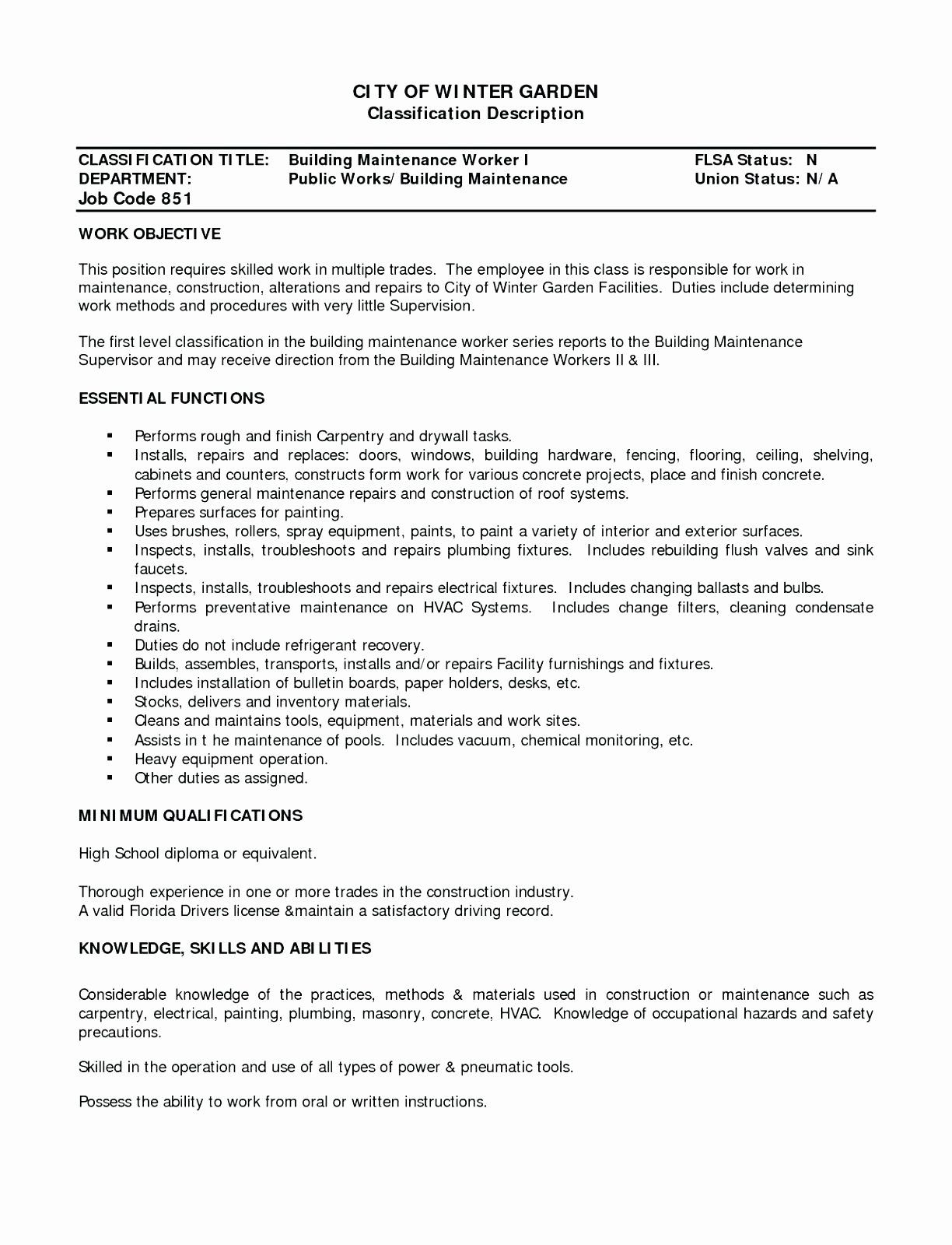 Hvac Service Contract Template Awesome Hvac Service