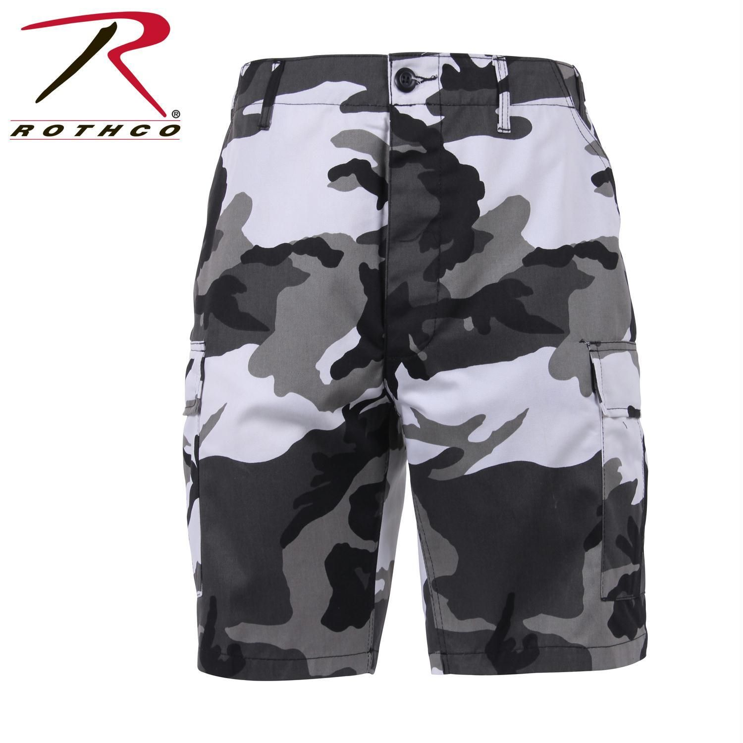 Rothco Colored Camo BDU Shorts in 2018  6b8d4128635