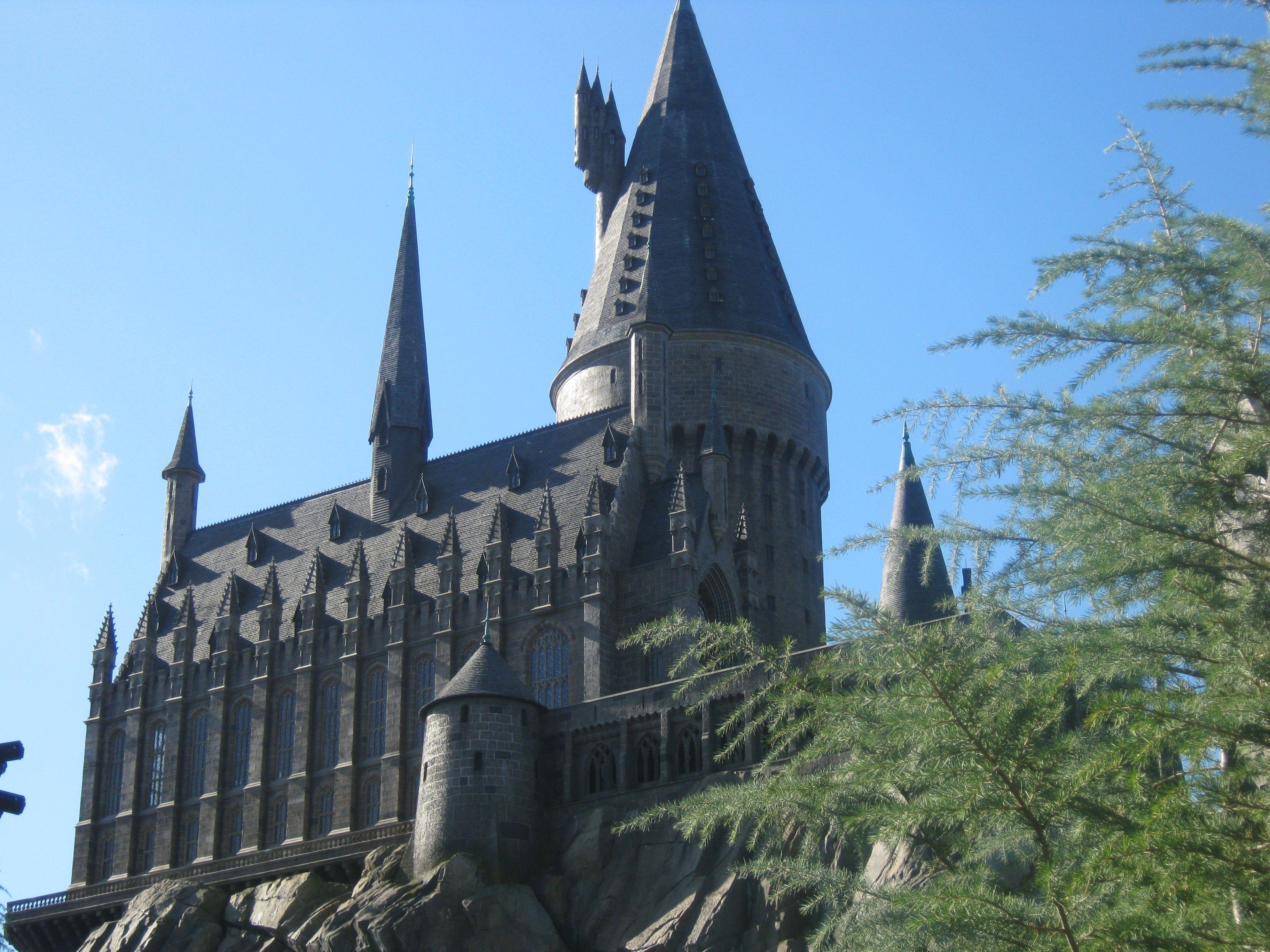 Hogwarts! :)