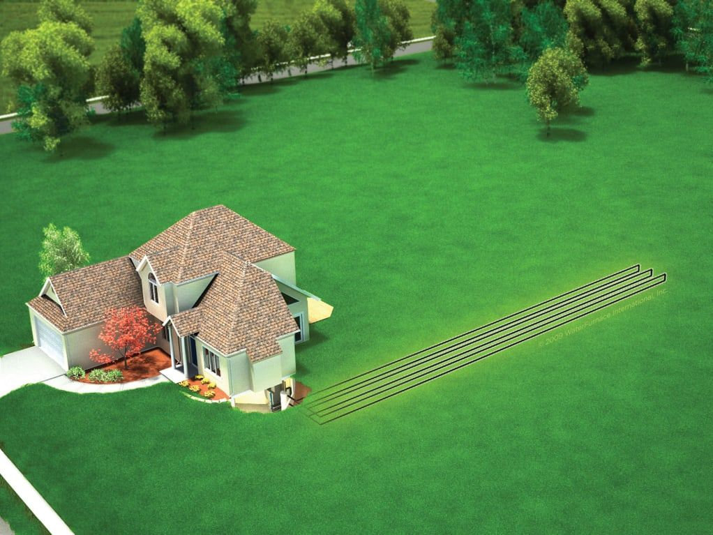 Geothermal Options for Old Homes Old House Journal