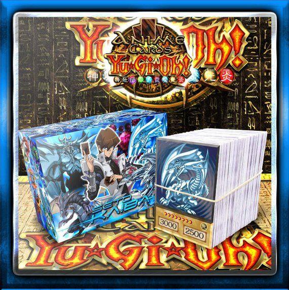 280 Card Seto Kaiba Deck Yugioh Orica Anime or TCG Fake