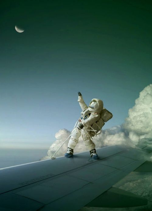 any astronaut lost in space - photo #40