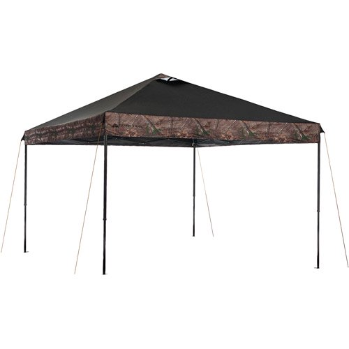 Ozark Trail 10 X 10 Instant 100 Sq Ft Cooling Space Gazebo With Realtree Xtra Outdoor And Camping Walmart Com Walmar In 2020 Gazebo Outdoor Shelters Ozark Trail