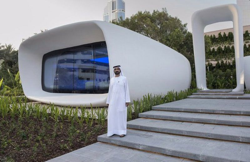 HH Sheikh Mohammed Bin Rashid Al Maktoum, Vice President and Prime Minister of the United Arab Emirates and Ruler of Dubai (Source: Dubai Media Office)