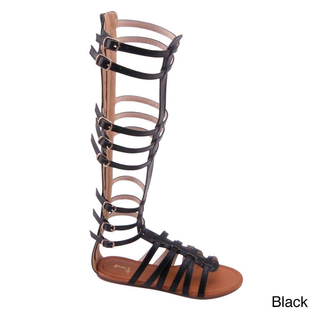 9f60d54ec8f20 BETANI Beston FA52 Women s Flat Gladiator Sandal