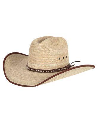 e95efc5e5c Resistol® Natural Variegated Brush Hog Hat    Fort Western Online ...