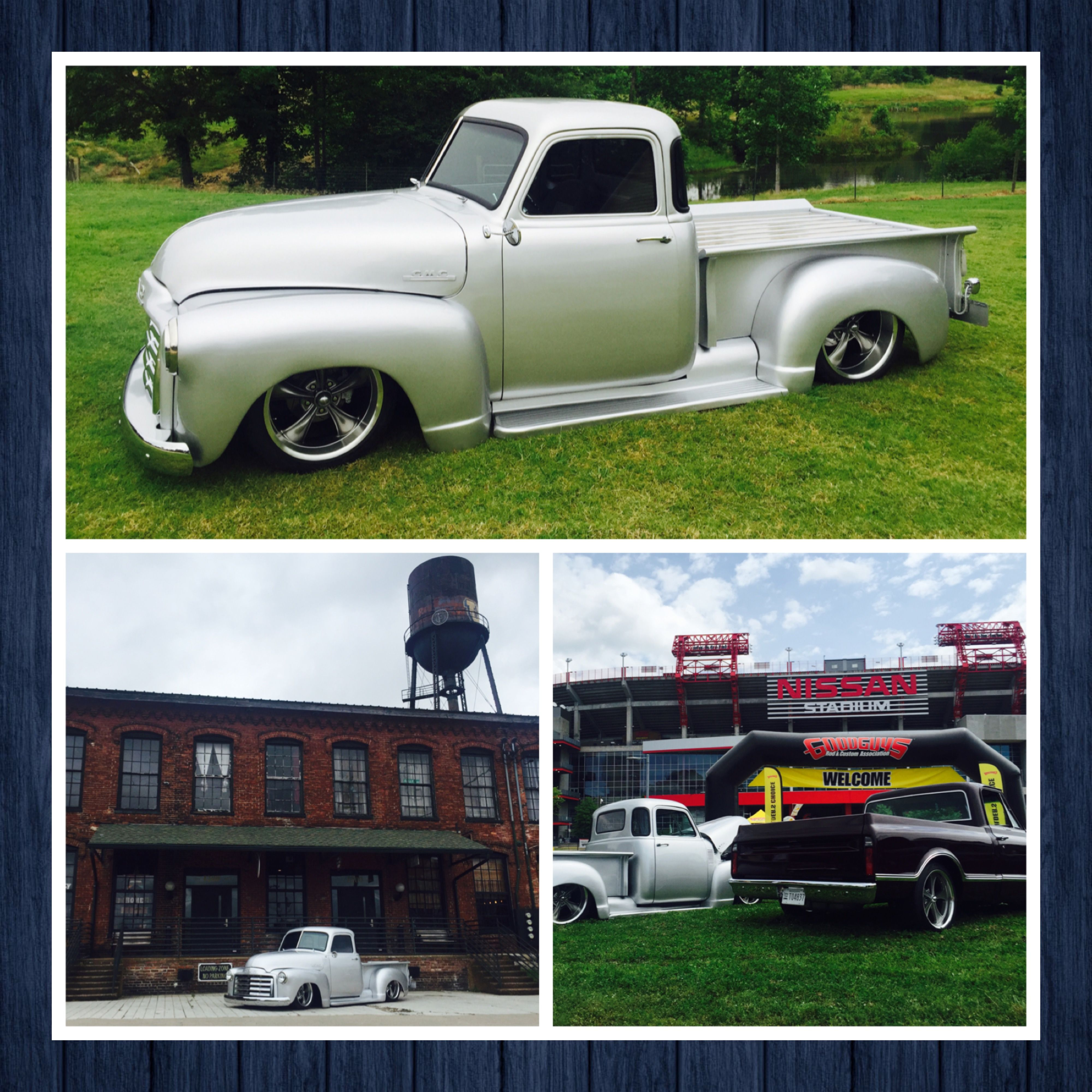 52 Gmc Stephen Cantrell Hot Rods Build Authorized Ridler Dealer