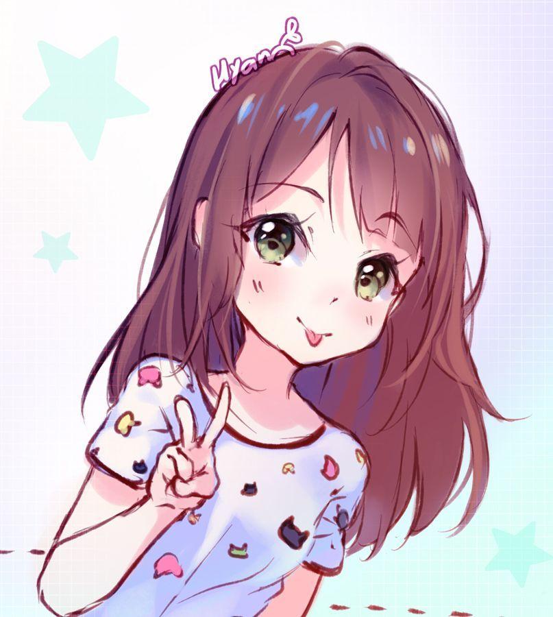 Haircut By Hyan Doodles On Deviantart اجمل الصور انمي رومانسية Deviantartاجمل Haircut Hyan Anime Kawaii Anime Meninas Desenhos De Meninas Do Anime