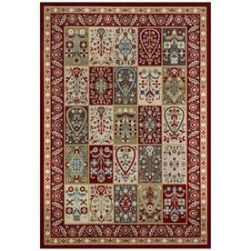 Maples Rugs Multi Indoor Oriental Area Rug Common 7 X 10 Actual 84 Ft W X 120 Ft L B6180114 Area Rugs Rugs Lowes Home Improvements