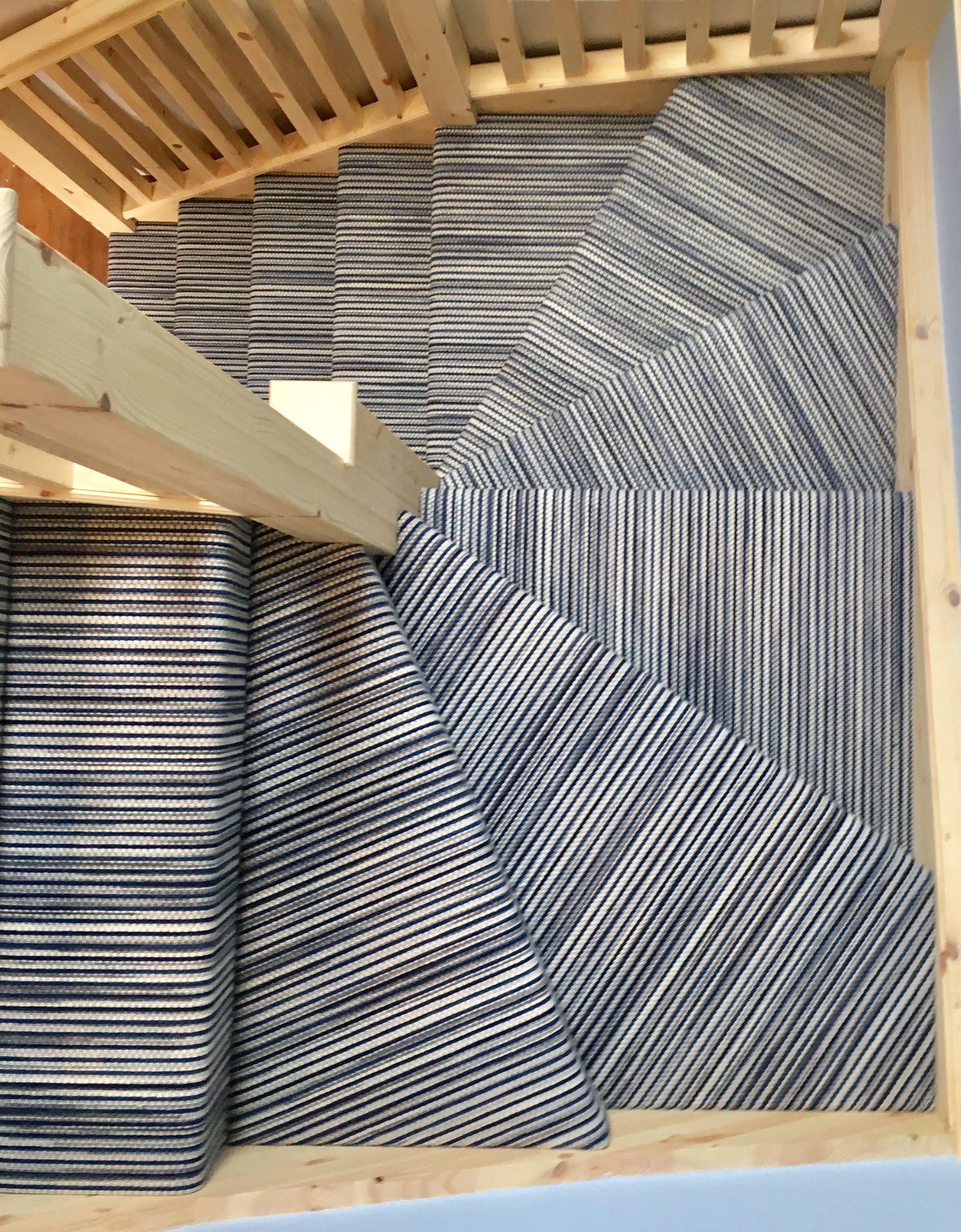 Alternative Flooring Carpet From Their Wool Iconic Stripe Range In Colour Simone Alternative Flooring Carpet Flooring Stair Runner Carpet