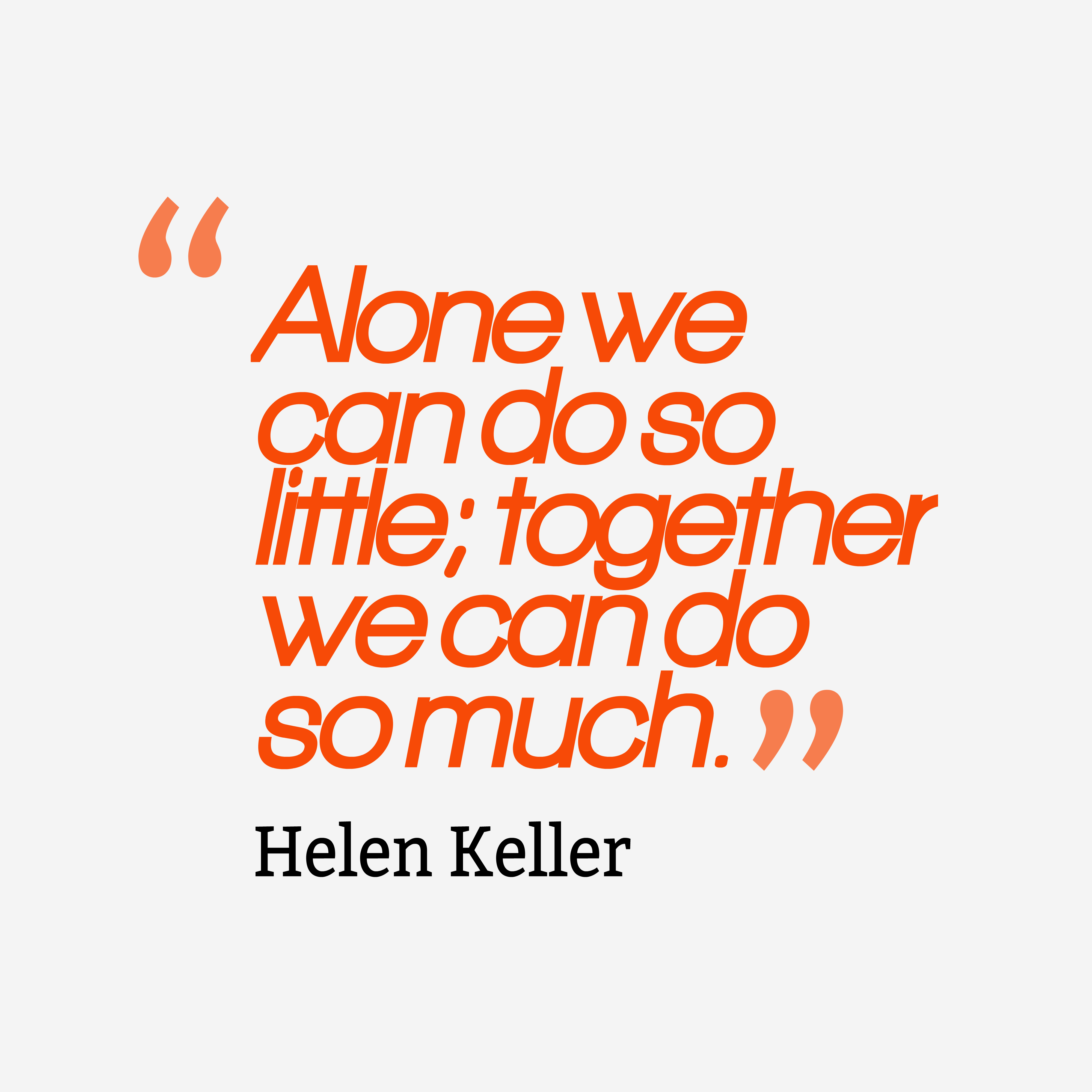 Quotes by helen keller yahoo image search results helen keller helen keller quotes altavistaventures Image collections