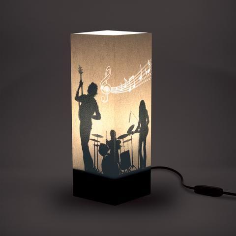 Lampada da Tavolo Band | W-LAMP    https://www.wellmade.store/collections/illuminazione