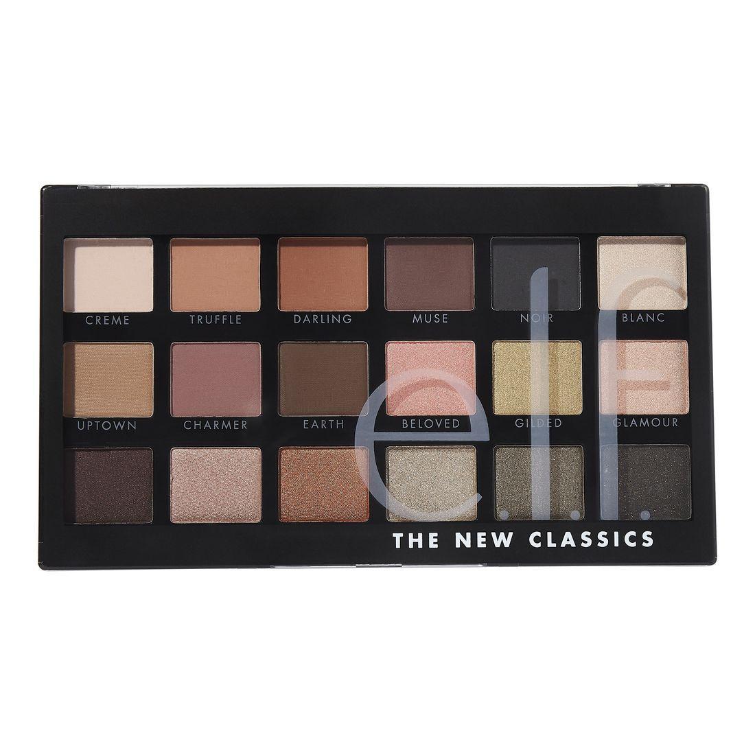The New Classics Eyeshadow Palette Neutral eyeshadow