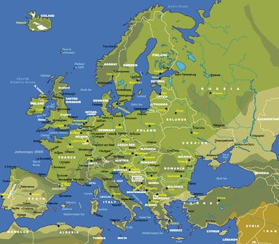 nice europe maps europe maps writing has been updated new images added printable political map of europe with countries and capitals europe map