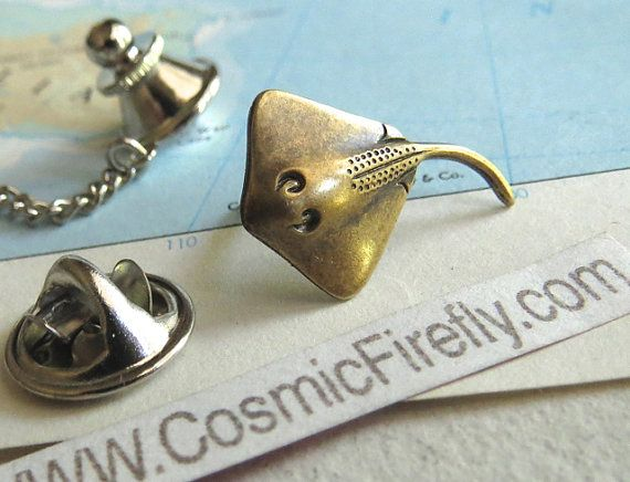Rustic and Minimalistic Groomsmen Gifts and Wedding Accessories Floatie Lapel Pin Wooden Pin and Tie Tack