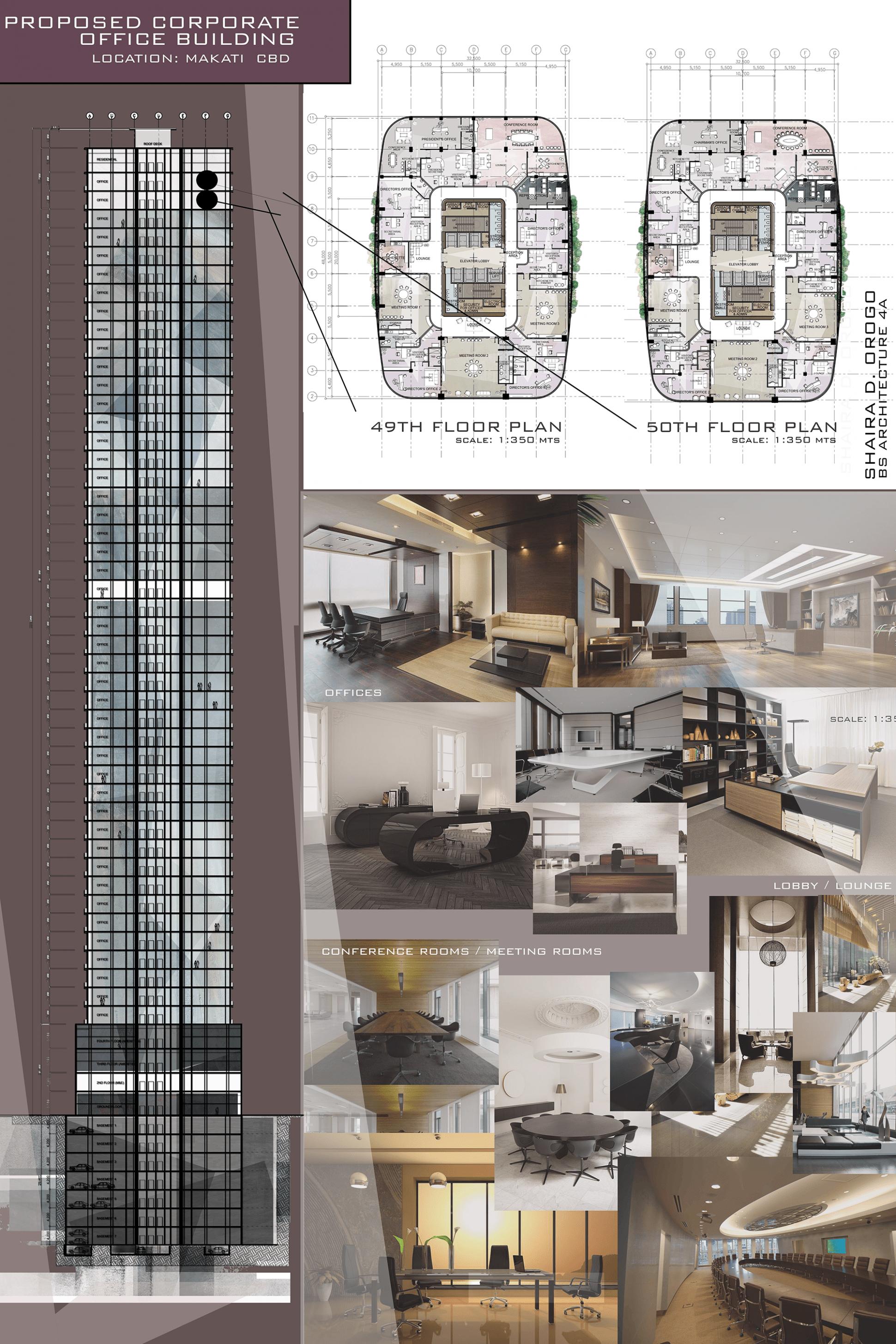 Pin By Nathania Oktarina On Diseno Office Building Plans Office Building Architecture Architecture Building Design