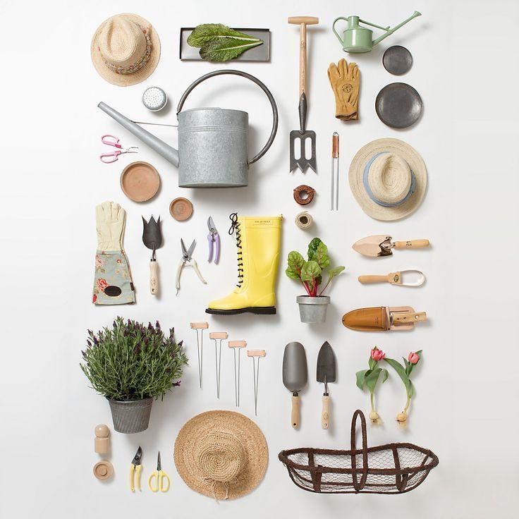 Copper Plant Markers, Vertical #gardeningtools
