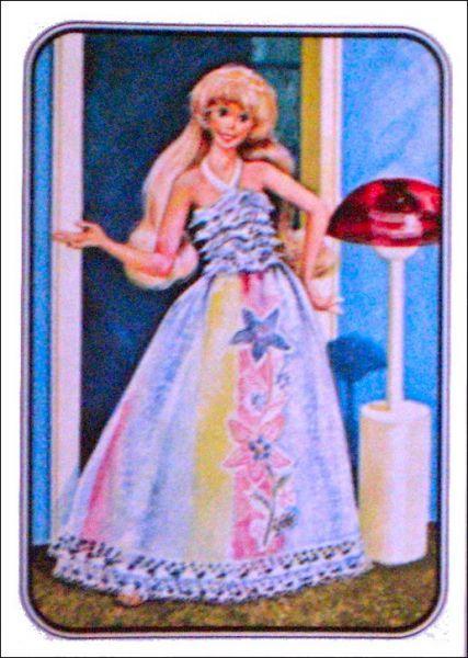 barbie 1984