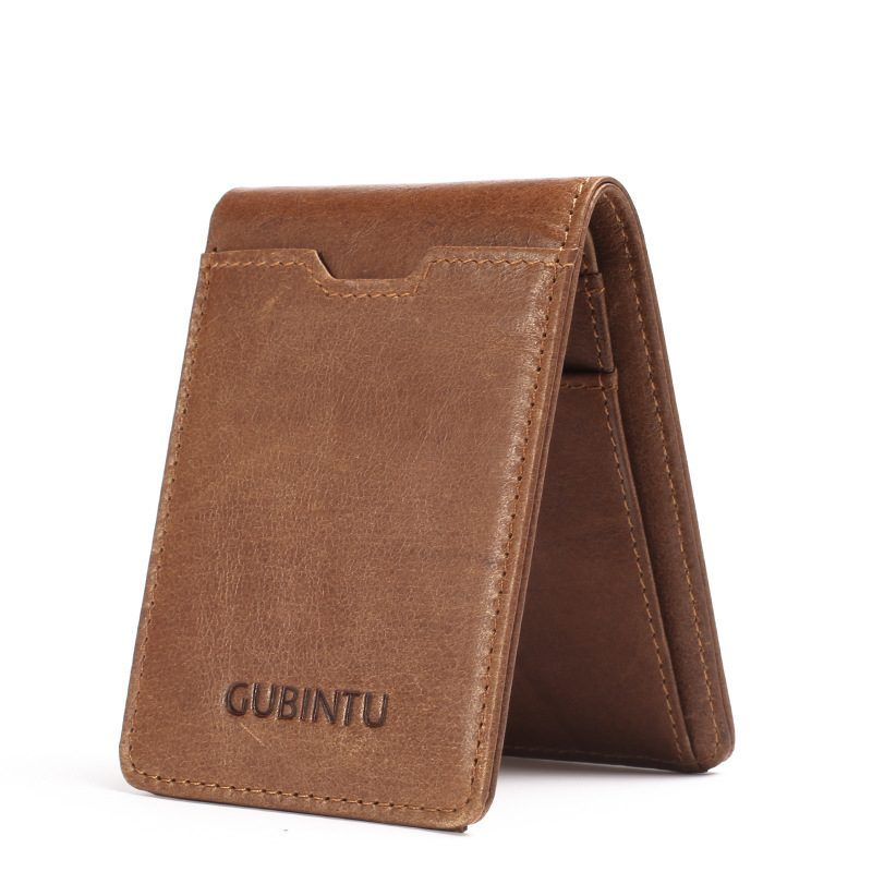 Men/'s Rfid Protect Slim Wallet Credit Card ID Case Holder Protector Bifold Purse