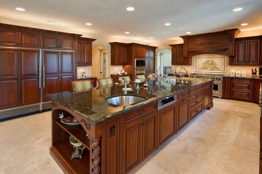 30 supremely luxurious kitchen designs | kitchens / butlers pantry