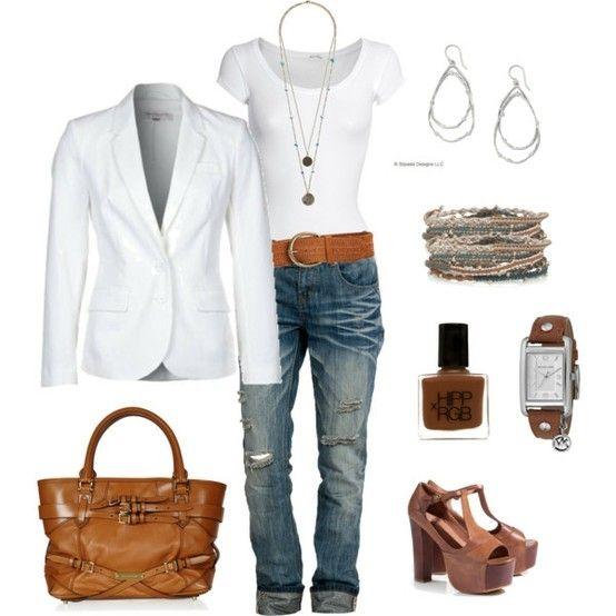 Tote Cognac Leather Handbags