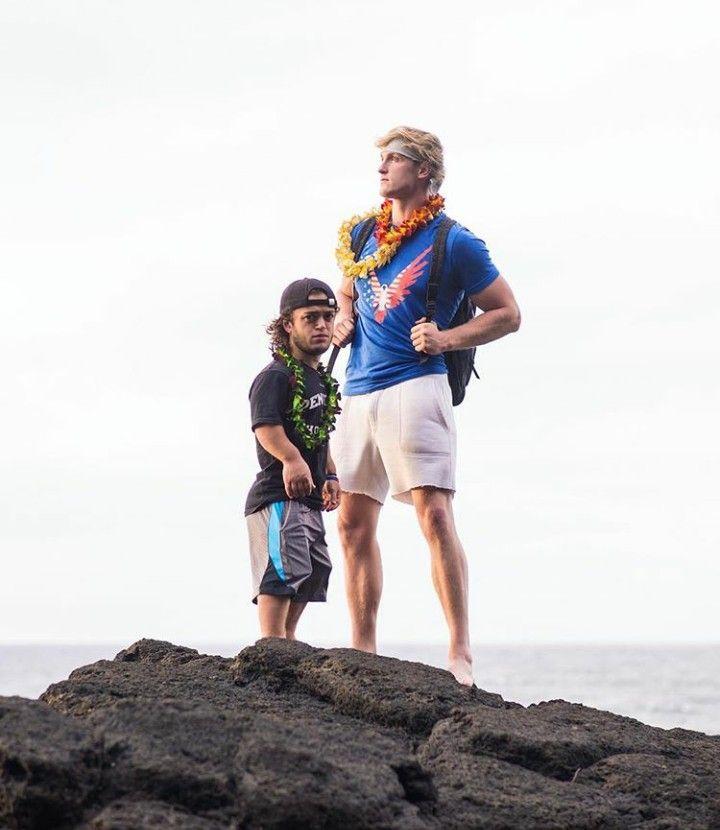 Logan Paul Quotes Wallpaper Logan And Evan In Hawaii