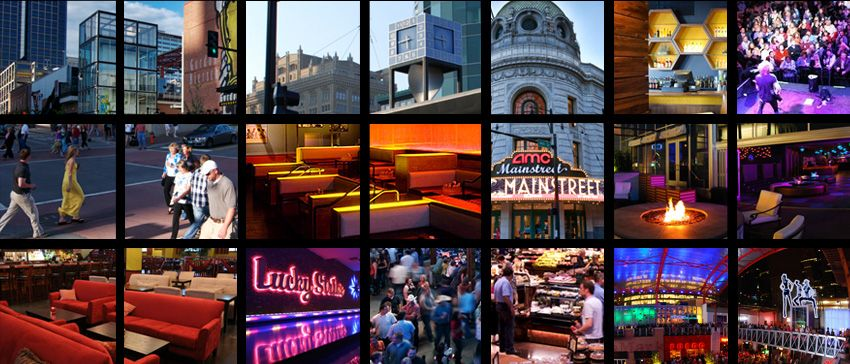 The Kansas City Power & Light District offers something for everyone ...