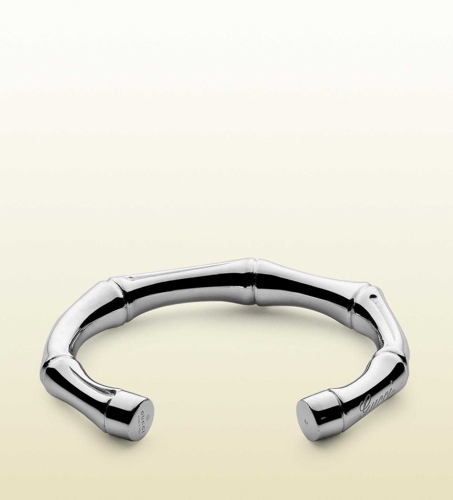 bracelet gucci bamboo