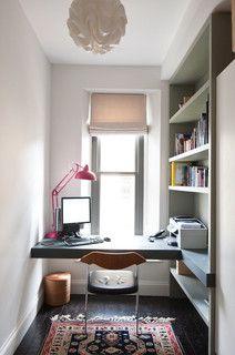 Todo espaço pequeno sempre pode ser bem aproveitado!