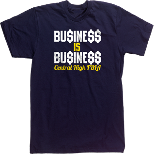 Custom T-shirt Designs Tees High School Nice Doing Business With ...