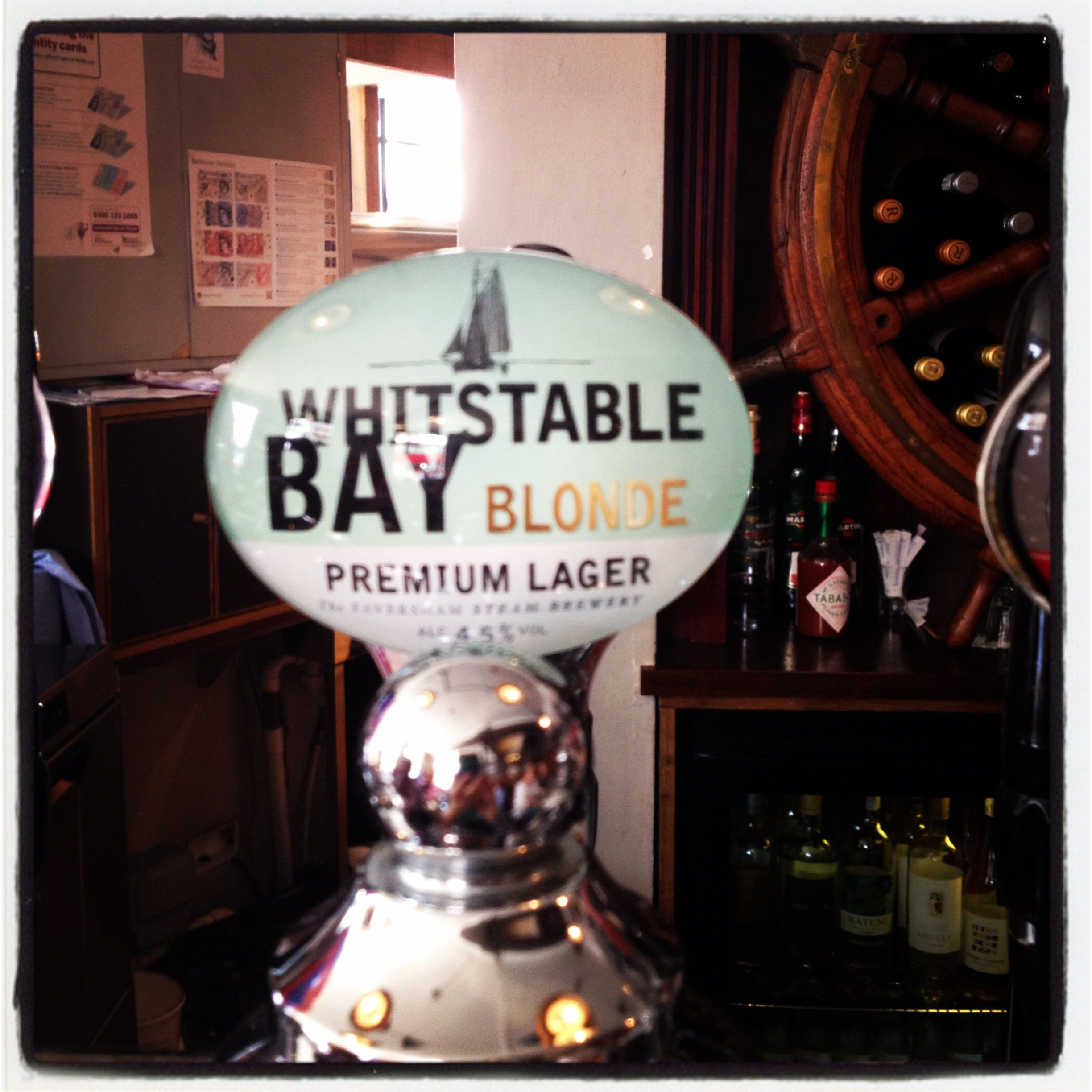 Whitstable bay blonde whitstable bay premium lager pinterest sciox Image collections