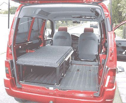 heike 39 s campingausbau berlingo forum kangoo camping. Black Bedroom Furniture Sets. Home Design Ideas