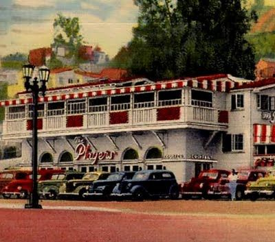 Preston Sturges Club The Players Los Angeles Los Angeles History West Hollywood Places