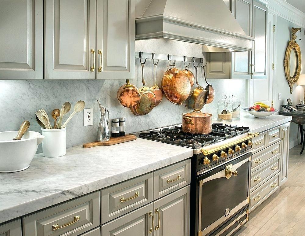 image result for white kitchen gold accents kitchen trends mediterranean kitchen design on kitchen remodel gold hardware id=45345