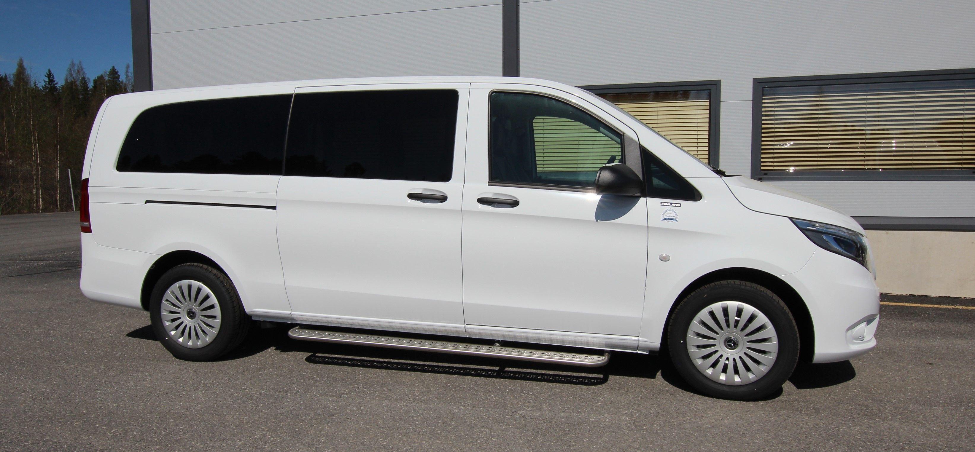 Mercedes Mini Van >> Mercedes Benz Vito Tamlans Minivan