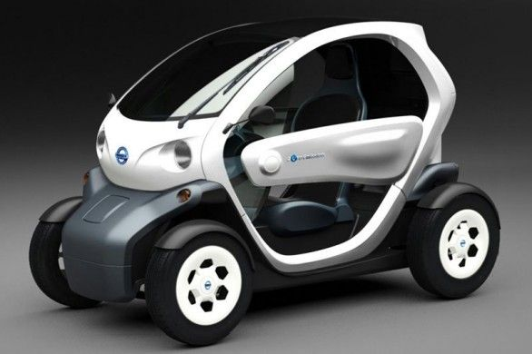 I love it.....Renault Twizy