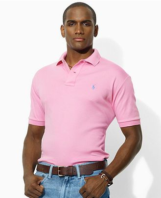 448188fb3 Dark skin, and pink. Gahhh. | Manly | Polo, Polo Ralph Lauren, Polo ...