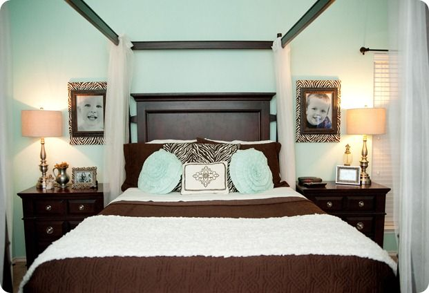 The paint color was from Lowe's and it's called Grand Hotel Mackinack Blue.