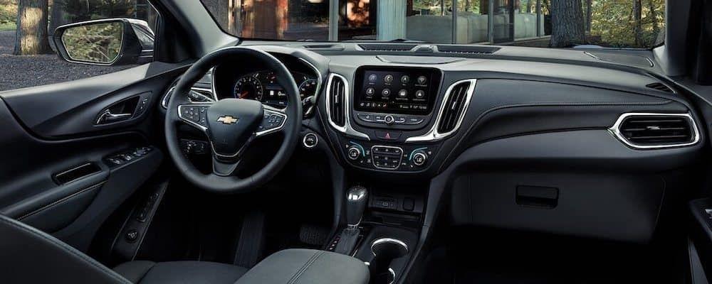 Chevrolet Equinox Interior In 2020 Chevrolet Equinox Small Suv Chevy Equinox
