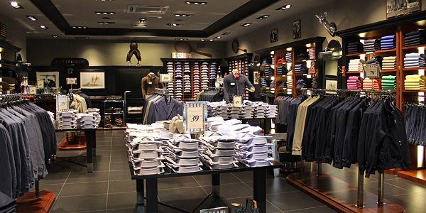 Gutteridge outlet negozio e interni for Citta design outlet
